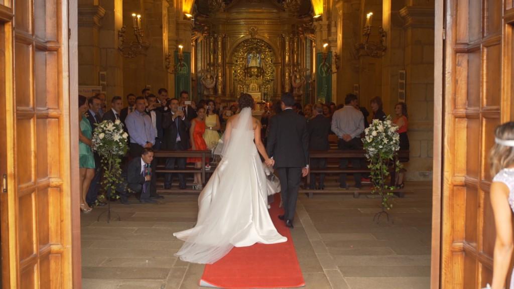 Entrada vídeo de boda de Sonia y Rubén