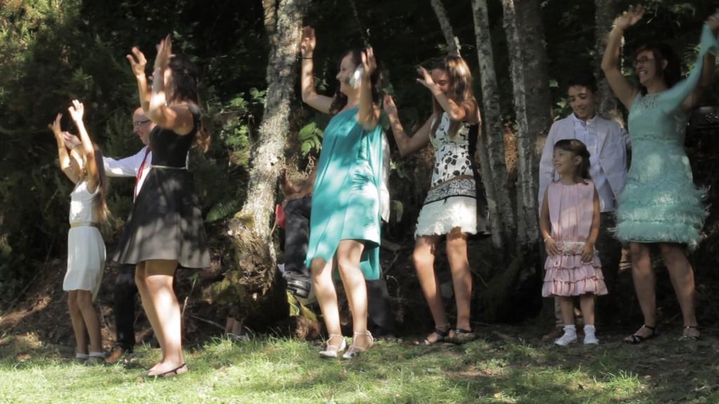 Ceremonia vídeo de boda de Verónica y Salva