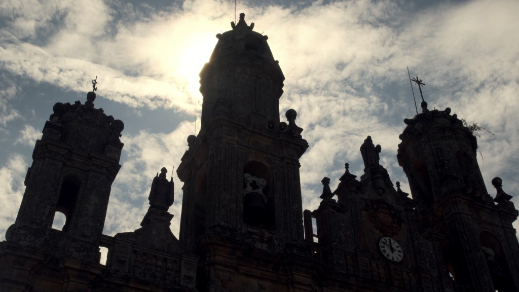 Iglesia vídeo de boda de Sonia y Rubén