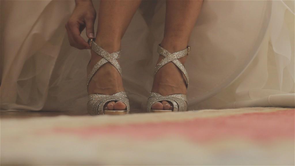 Consejos para elegir los zapatos de boda Elena y Antonio