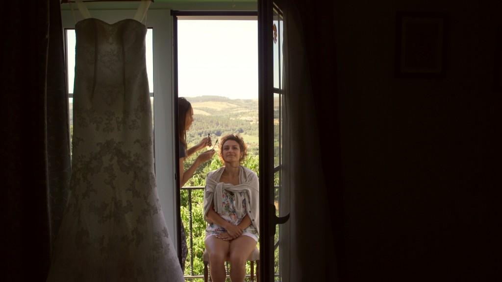 Maquillaje vídeo de boda de Emilie y Nelson