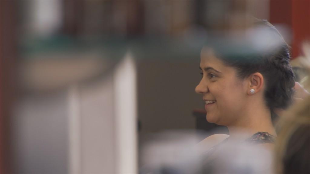 Peluquería vídeo de boda de Asun y Javi