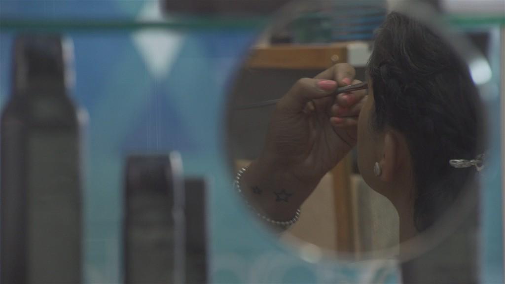 Maquillaje vídeo de boda de Asun y Javi