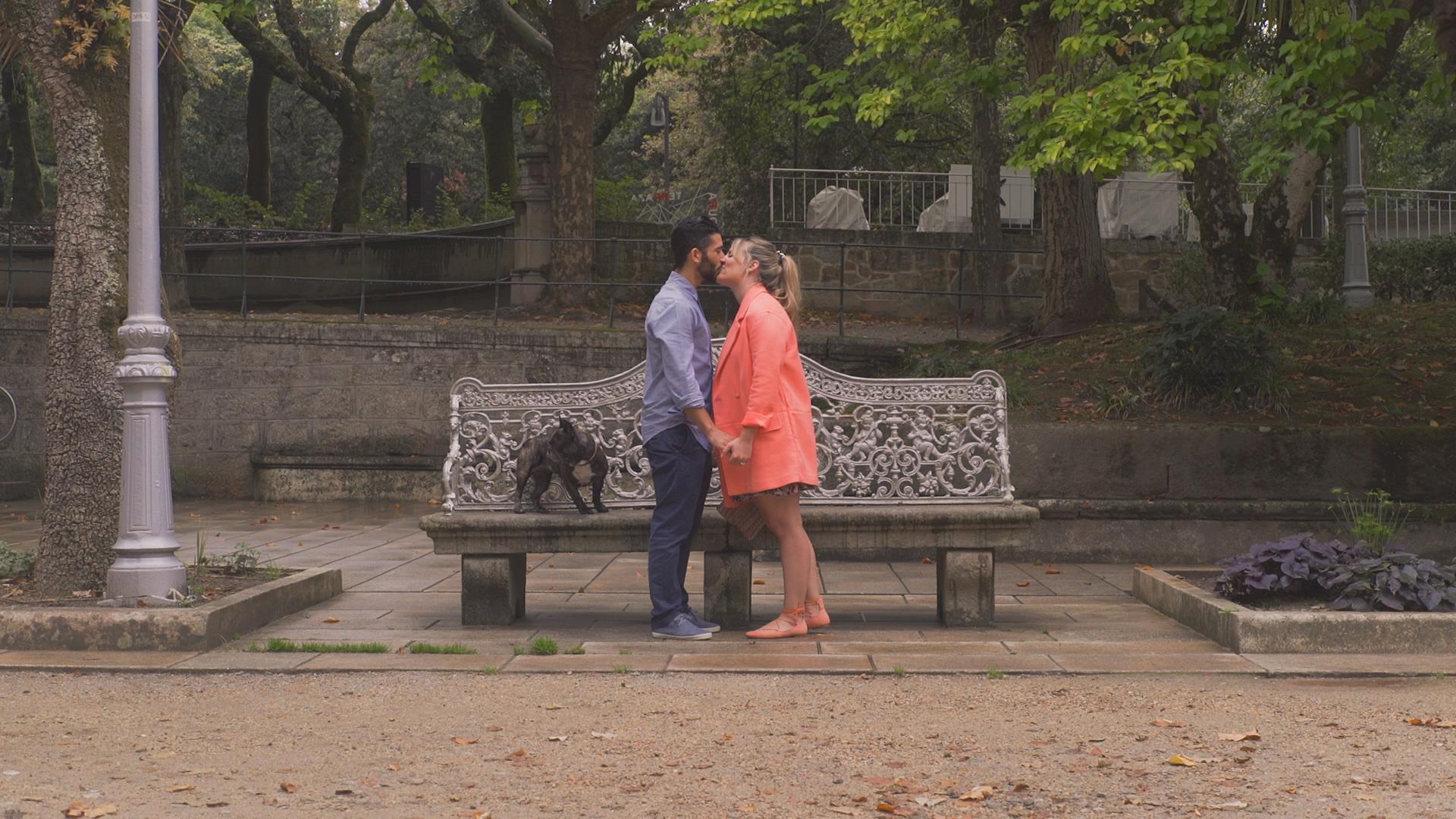 Vídeo de boda de Laura y Titti en Santiago