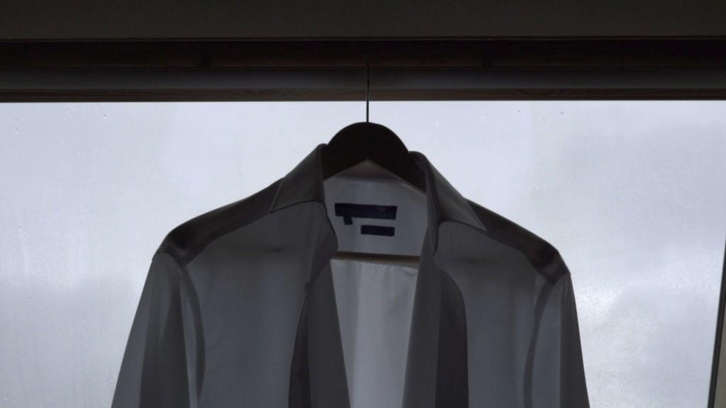 Camisa boda de Cris y Berto