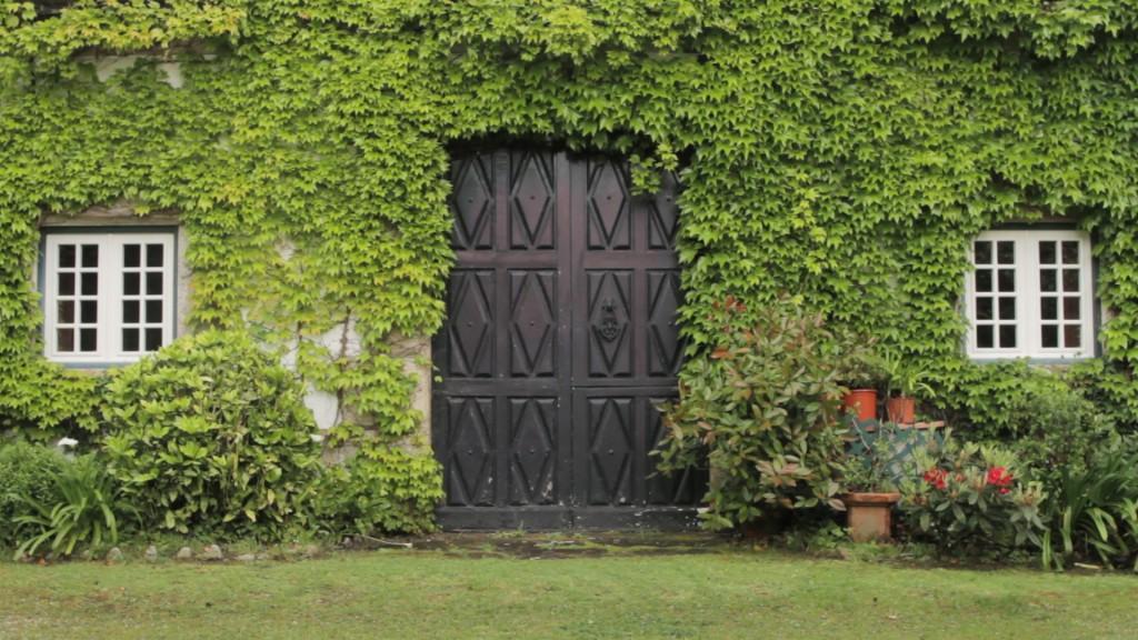 Puerta Pazo vídeo de boda de Beatriz y Alejandro