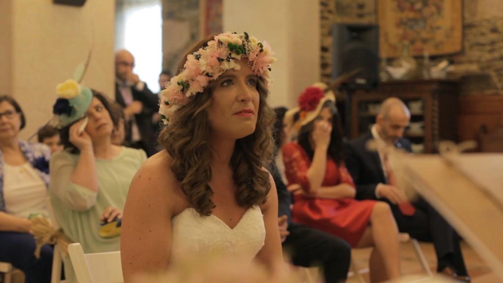 Votos boda de Cris y Berto