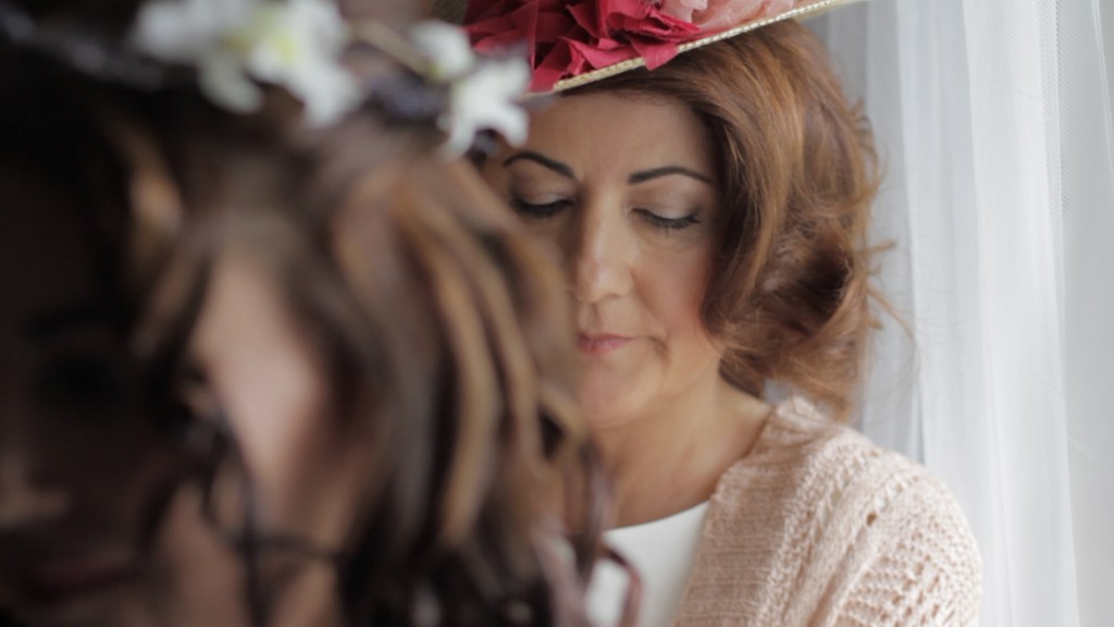 Hermana vídeo de boda de Patricia y Diego