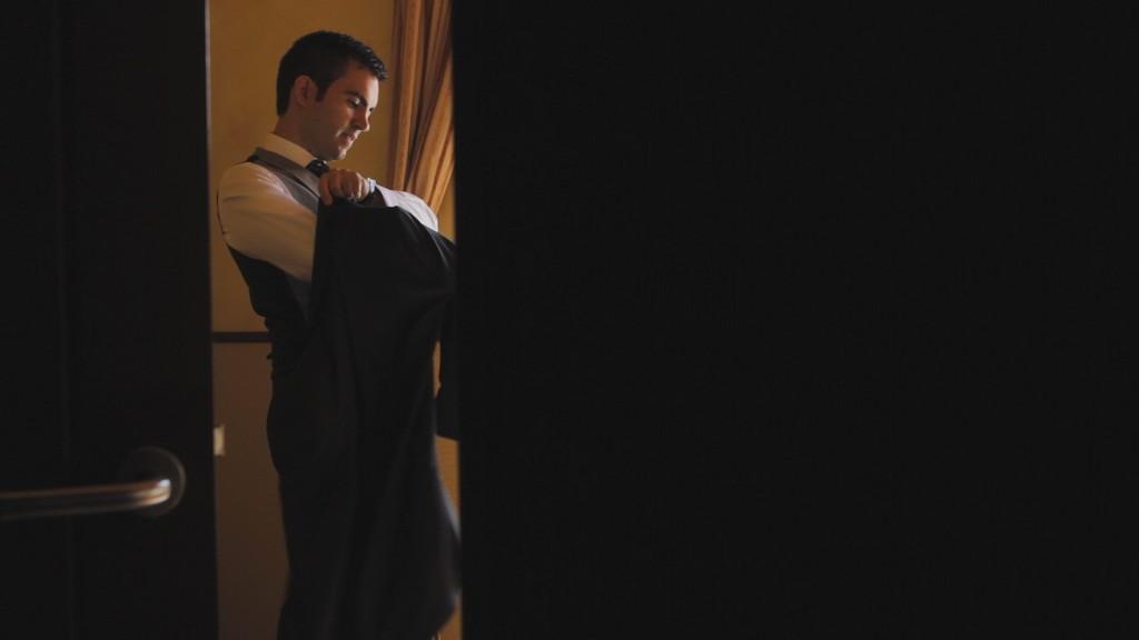 Chaqueta vídeo de boda de Vanessa y Pablo