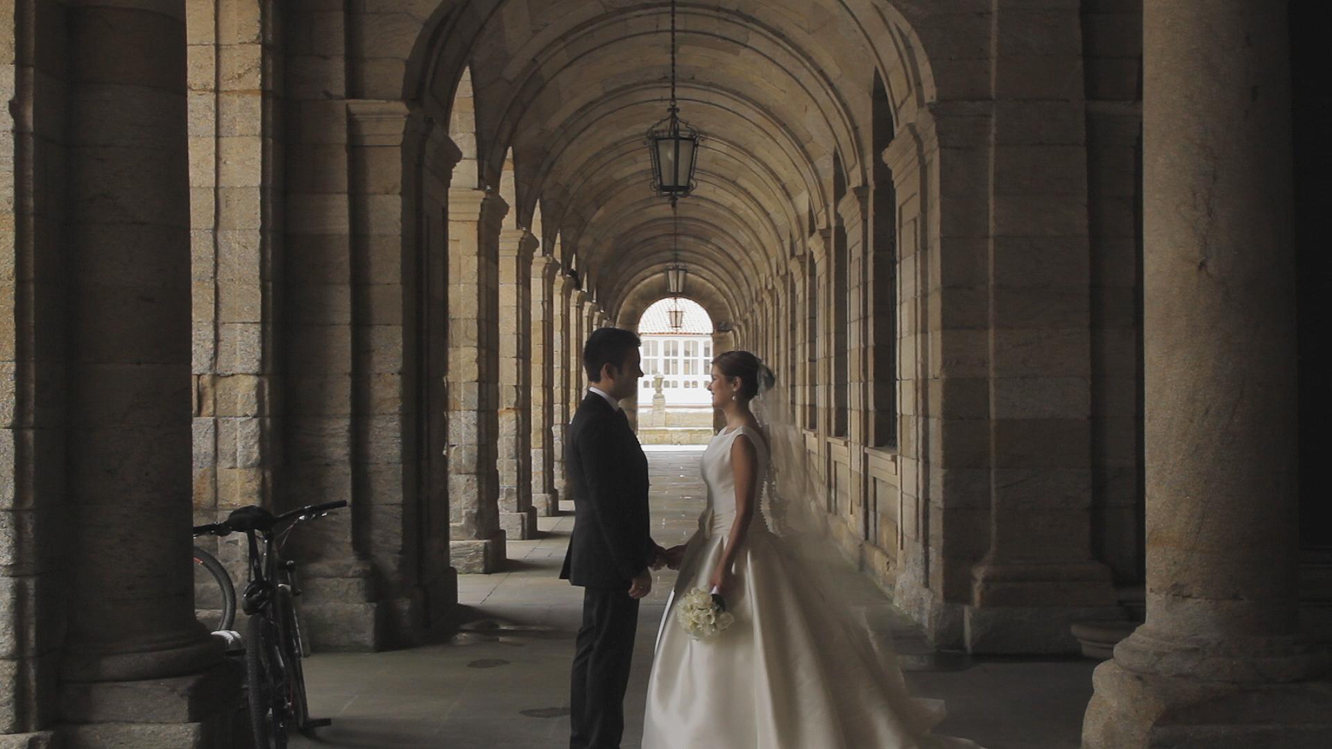 Vídeo de boda de Vanessa y Pablo en Santiago