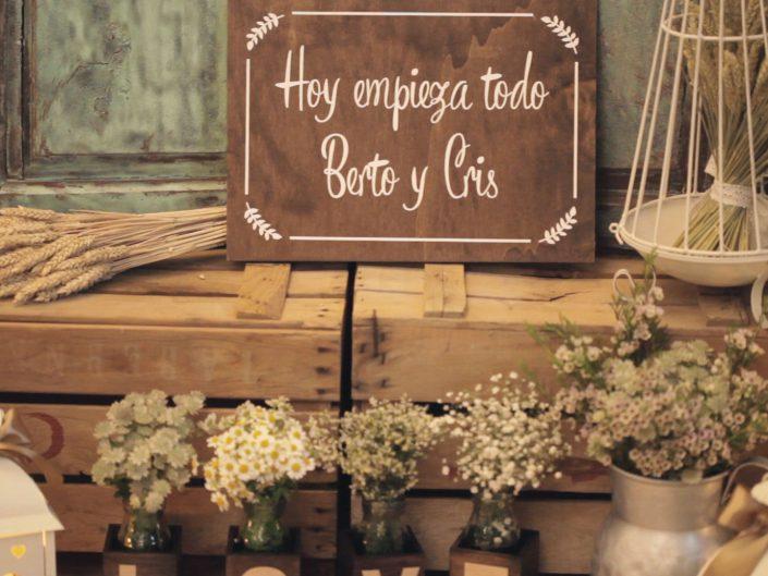 Cris y Berto: Me encantas