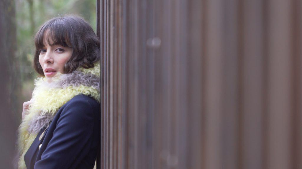 Gemma en el vídeo de Etiem Otoño Invierno 2017