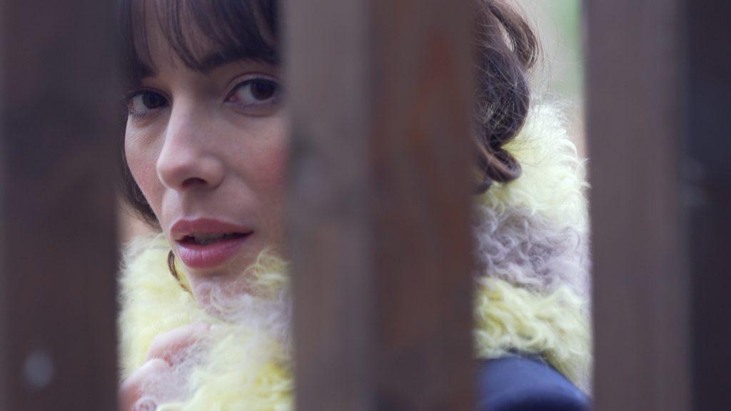 Mirada de Gemma en vídeo de Etiem otoño invierno 2017